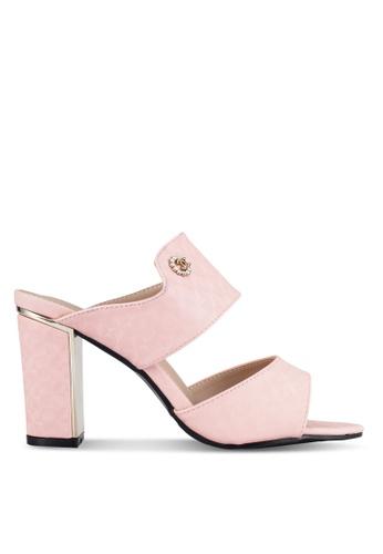 Alfio Raldo pink Slip On Heels AL803SH0R9PFMY_1