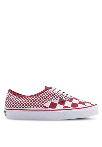 e5a1c3f51fe Buy VANS Authentic Mix Checker Sneakers