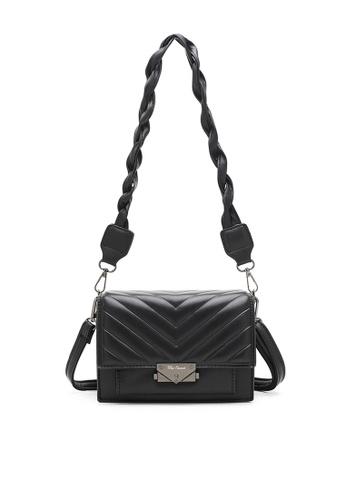 Wild Channel black Women's Sling Bag / Shoulder Bag / Crossbody Bag 02399ACBADEE93GS_1