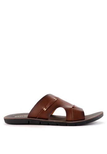 Watchout! Shoes brown Slip On Shoes BC396SHA07A7D5GS_1