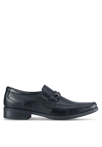 Louis Cuppers black Formal Shoes LO977SH0S9S3MY_1