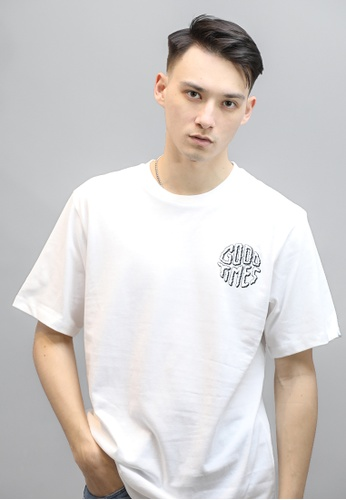 F.E.A.R white FEAR SHEEP WOLF TEE(WHITE) 9F12AAA940EB46GS_1