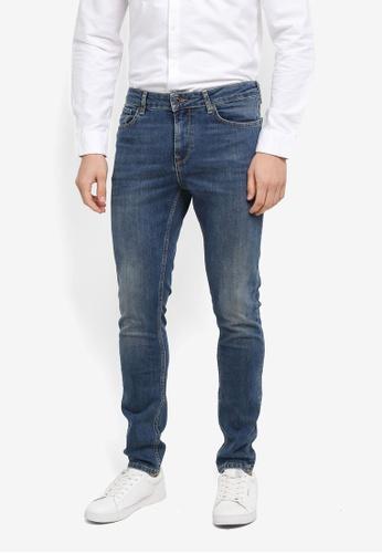Jack Wills blue Cashmoor Skinny Jeans 9CA76AA98BAFC2GS_1