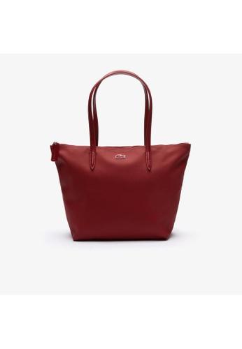Lacoste Women's L.12.12 Concept Small Zip Tote Bag-NF2037PO 35F21ACA1CB2D4GS_1