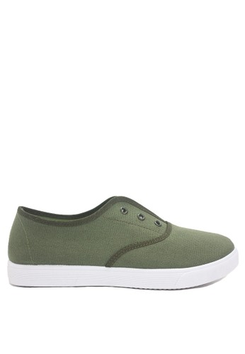 Dr. Kevin green Dr. Kevin Men Sneakers Slip On 9313 - Green D5766SH4BFE6D1GS_1