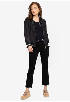 db82f1ac1 Buy Bomber Jackets For Women Online | ZALORA Singapore