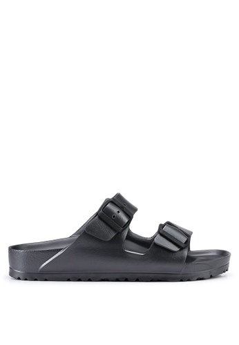 Birkenstock 灰色 Arizona EVA Sandals E508CSH26FBAF6GS_1
