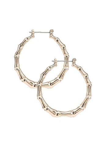 ALDO gold Adrardollan Pierced Earrings 59942ACEB38CCBGS_1