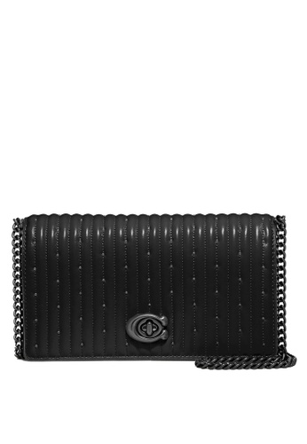 Coach black Convertible Belt Bag (cv) 3549DAC29216E7GS_1