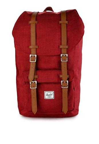 Herschel multi Little America Backpack 0B544ACB5A404CGS_1