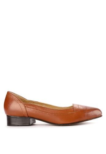 Andre Valentino brown Ladies Shoes  9674Za 400C6SHDE14392GS_1