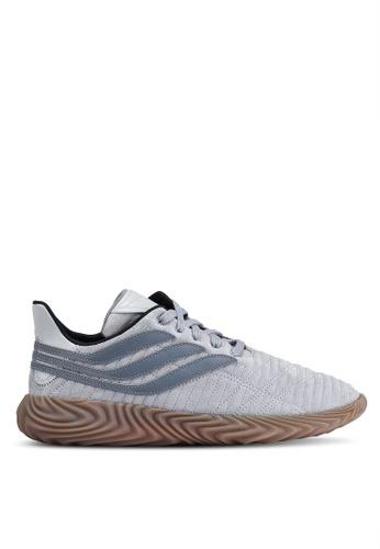 adidas grey adidas originals sobakov sneakers EE7ABSHA06A57AGS_1