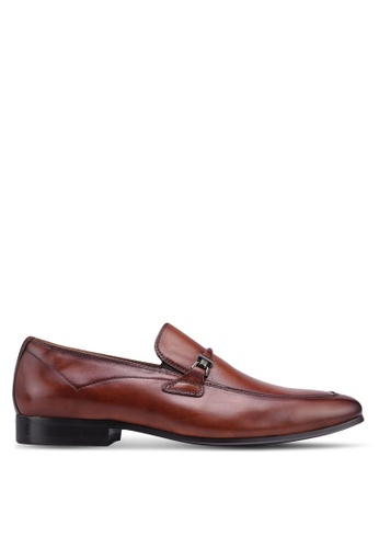 ALDO brown Afelang Loafers 881CCSH0948B29GS_1
