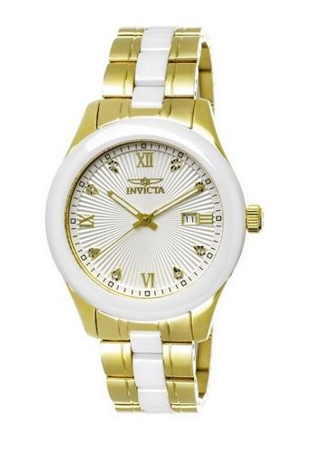 INVICTA gold Invicta Specialty Men Swiss Quartz IP 42mm Dress Fashion Watch 18154 90094AC7C1CDAEGS_1