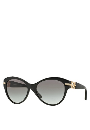 Versace Rock Icons VE4283BA Sunglasses VE417GL62PYRMY_1