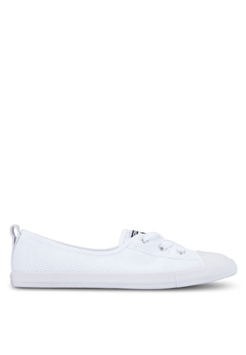 Converse white Chuck Taylor All Star Slip Sneakers CO302SH0RDWIMY_1