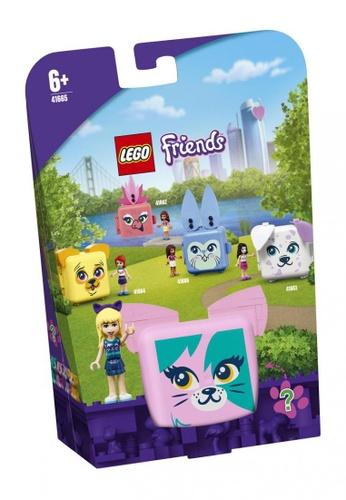LEGO multi LEGO Friends 41665 Stephanie's Cat Cube (46 Pieces) 01A0DTHC4C0D79GS_1