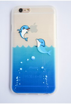 Dolphins Case for iPhone 6