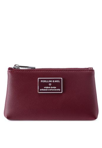 Shop Perllini Mel Faux Leather Key Coin Purse Online on ZALORA ... d689de1a2b3d1