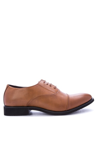 Preview brown OX7022 Formal Shoes 29D6CSHAD33671GS_1