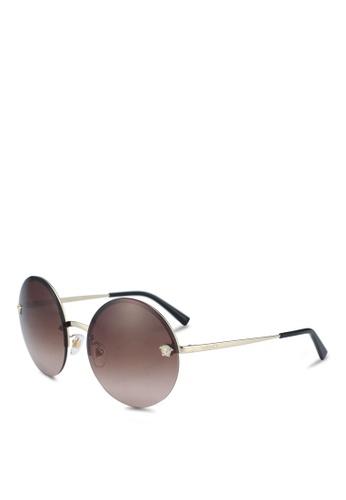 Versace gold Versace Sunglasses 4B3ABGL96355CBGS_1