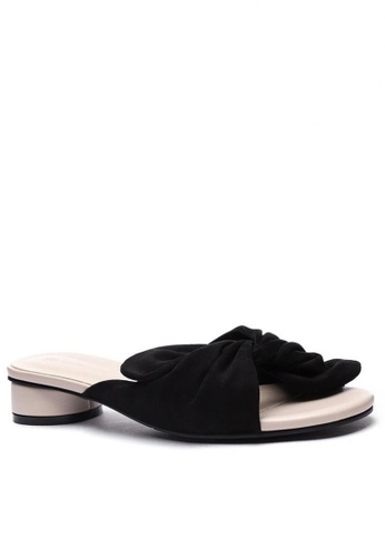 Twenty Eight Shoes Girly Bow Slippers 3379-5 BB418SH6F7E815GS_1