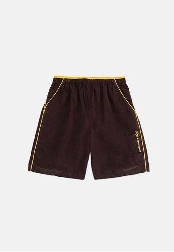 """FOREST brown Forest 19/20"""" Sport & Casual Short Pants Men - Seluar Pendek Lelaki - 965153 - 11DkBrown 97B04AA5E7E122GS_1"""