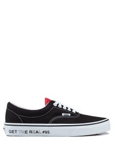f34ae1820ef2 VANS black Era Get The Real  95 Sneakers F5540SHB17D8D3GS 1