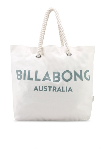 Billabong white Essential Beach Bag 61A0FAC0FB0FA3GS_1