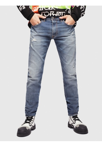 1931bbcc Buy Diesel Thommer Skinny Slim Jeans Online on ZALORA Singapore