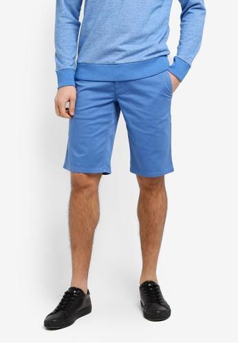 BOSS blue Schino Regular Shorts - Boss Casual ADEB6AA8DB3A0FGS_1