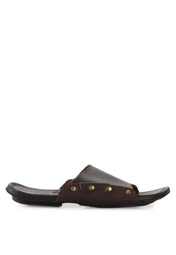 MARC & STUART Shoes brown Huga 3 MA456SH48GLJID_1