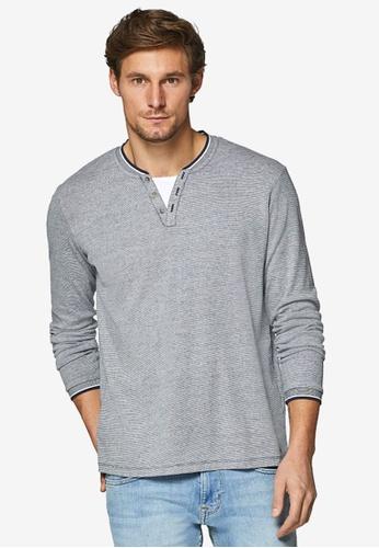 c45ba80c Buy ESPRIT Long Sleeve T-Shirt | ZALORA HK