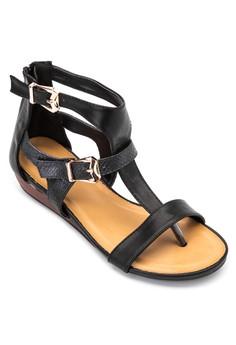 Tammie Flat Sandals