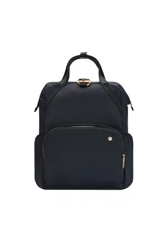 Pacsafe black Pacsafe Citysafe CX Anti-Theft Backpack (Black) E39DBACEFCD117GS_1
