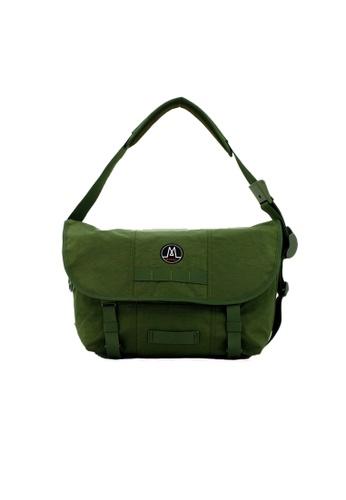 MORAL green Dixon Messenger - Basil E42F5AC452C29AGS_1