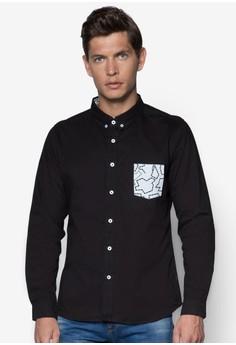 Long Sleeves Printed Shirt