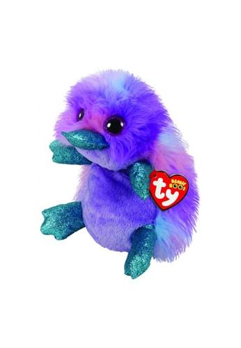 TY TY - Beanie Boos Purple Platypus - M  - Boneka halus bermata belo A5D73THB8EBB10GS_1