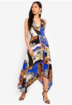 cc4c3a9f6b 39% OFF AX Paris Scarf Print Maxi Dress S  92.90 NOW S  56.90 Sizes 8 10 12  14