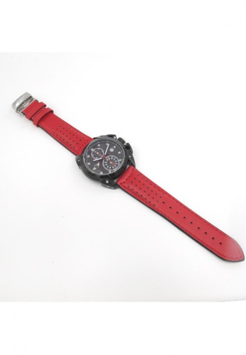 Mini grey Chronograph Watch MI057AC03AIUHK_1