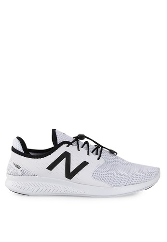 New Balance white FuelCore COAS Running Shoes NE382SH0UK7SID_1