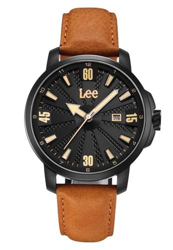 Lee orange Lee Metropolitan Gent Collection LE145AC05HYGSG_1