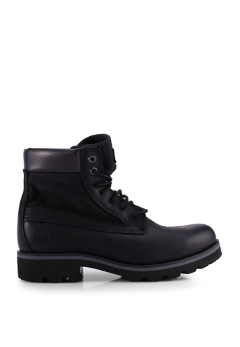 Timberland black 6 Inch Raw Tribe Boot 2FF86SH2DB3527GS_1