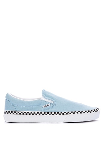 953e3818903a5 Check Foxing Classic Slip-On Sneakers