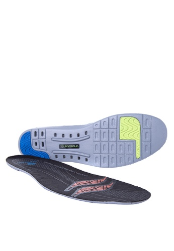 Sofsole black Thin Fit Performance Insole SO142AC00IMHPH_1