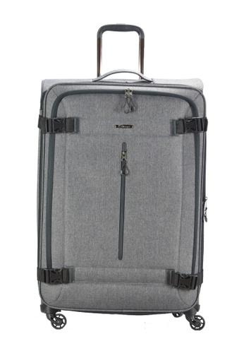 Airways black Airways 20 inch 4  Wheels Trolley Soft Case - ATS 7921 BLACK 0FB99AC0BB3A1DGS_1