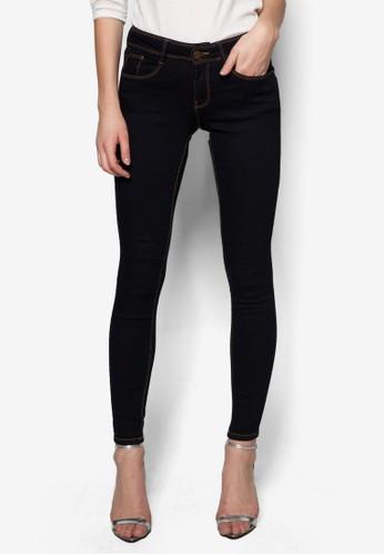 Bailey zalora 包包評價窄管牛仔長褲, 服飾, 服飾