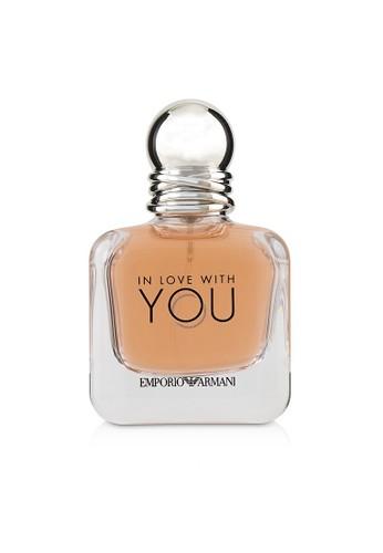 Giorgio Armani GIORGIO ARMANI - Emporio Armani In Love With You Eau De Parfum Spray 50ml/1.7oz 883A7BE48D3945GS_1