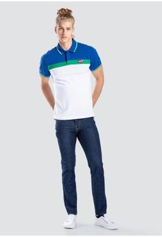 75e65dd18 29% OFF Levi's Levi's Modern Housemark Polo Shirt S$ 59.90 NOW S$ 42.71  Sizes XS S M L XL