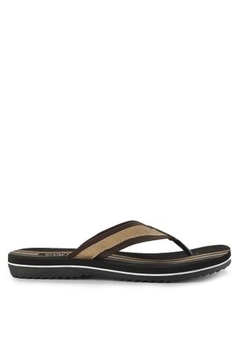 CARVIL black and multi Sandal Sponge Man Gilgas 0DA5FSH301AA58GS_1